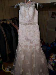 Jade Daniels wedding gown