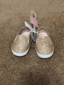 Baby shoes from Children's place, size 3-6month old