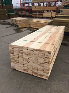 5/4x6x12 ft Special Purchase Cottage Grade Decking