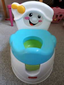 Fisher-Price kids training toilet seat