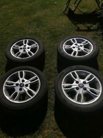 Ford fiesta 2015 wheels 15