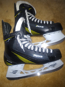 Size 10 CCM Tacks Pro, Used Only A Couple Times, Like New, $80