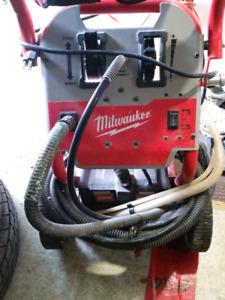 Milwaukee paint sprayer
