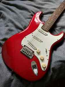 Fender Squire Strat  + Vox tube amp, perfect Christmas gift!