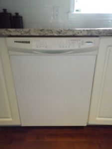 White Whirlpool Energy Star Dishwasher For Sale