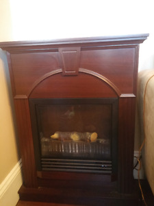 Moving - Electric Fireplace