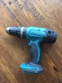 Makita 18v combi drill/driver