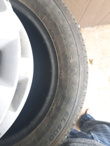 Allseason tires for sale!