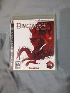 PS3 Dragons Age Origins