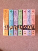 Gilmore Girls seasons 1-7