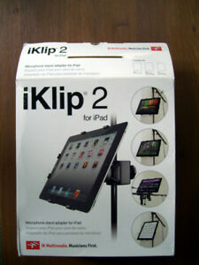 iKlip 2 iPad Microphone Stand Adapter