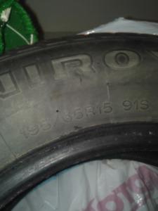 Winter tires for honda civic