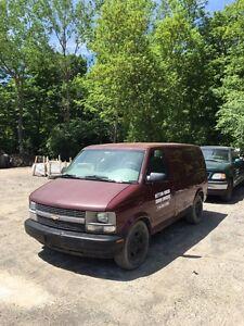 2003 Astro Van