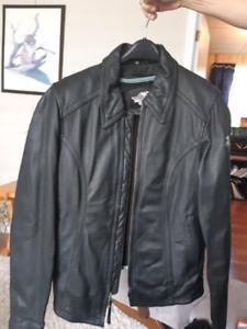Harley Davidson jacket, vest and chaps