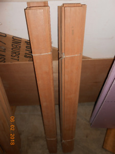 2  and a quarter inch window casings 3 bundles
