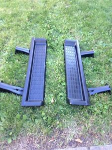 Jeep tj running boards