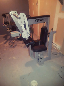 Professional gym  arm work out machines