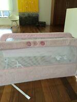 Garde de corps de lit pour enfant