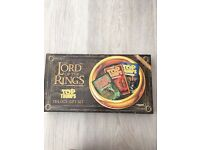 The Lord of the rings top trumps