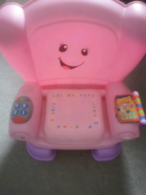 Child's activity seat
