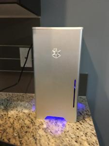 Sleek Gaming PC GTX 1050