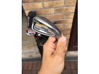 Wilson ProStaff Irons 4-SW Great Condition! Regular Flex