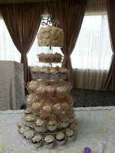 FOR RENT-Beautiful 6/7 Tier Round Cupcake Stands