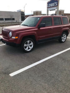 2011 Jeep Patriot Limited Fully Loaded