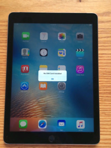 IPad Air 2 16gb wifi and cellular