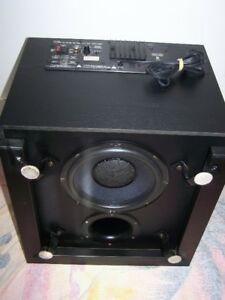 Nuance CX-100 Powered Subwoofer