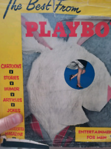 The Best of Playboy book 1954
