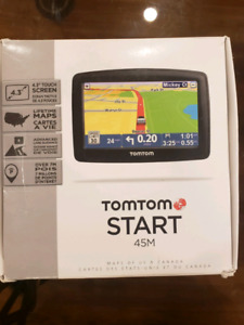 Basically New TomTom GPS With Free Lifetime Map Updates!