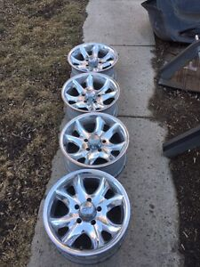 "17"" Eagle Alloys"