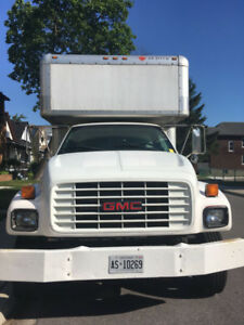 For sale moving truck 27 feet