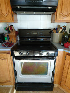 Bosch electric range