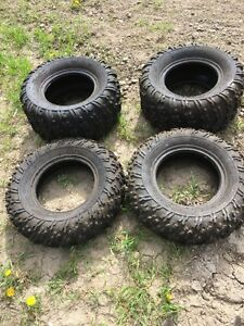 Quad Tires and Rims for Sale