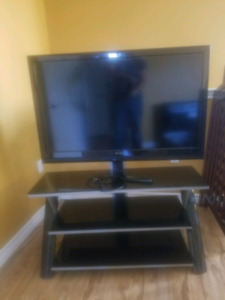 "46"" Dynex LCD TV with stand $250"