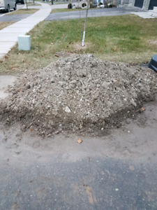 Free Soil (clean fill)