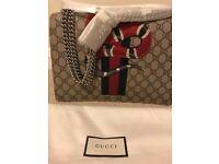 GUCCI Dionysus GG Supreme embroidered bag RRP £2930
