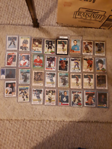 OPC Hockey Rookie Cards