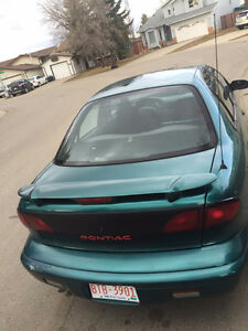 1999 Pontiac Sunfire Sedan