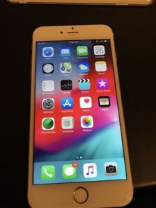 iPhone 6s Plus 64 gb apple factory unlocked rose gold color