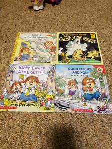 Mercer meyer/berenstein bears book lot.