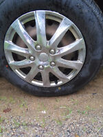 """LOST"" Hubcap in Minto or Fredericton Area"