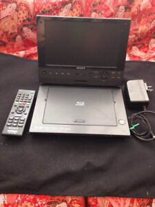 Panasonic Portable Blue Ray DVD Player
