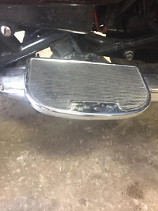 Chrome Floor Boards Foot Rests 1979 Gold Wing GL1000