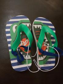 Infant flip flops FREE
