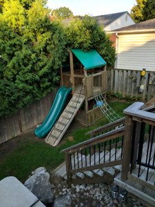 Childrens Climber Play Structure