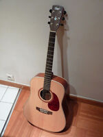 Cort Spruce Top Acoustic Guitar + Soft Case + Tuner