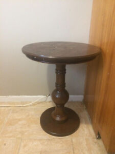 Moving sale - side table